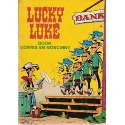 Lucky Luke<br>SP De rechter & De Daltons breken uit<br>1969