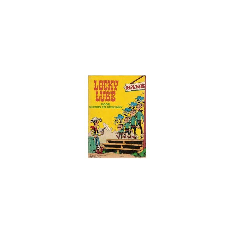 Lucky Luke SP De rechter & De Daltons breken uit 1969