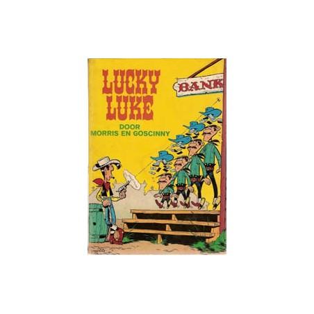 Lucky Luke SP% De rechter & De Daltons breken uit 1969