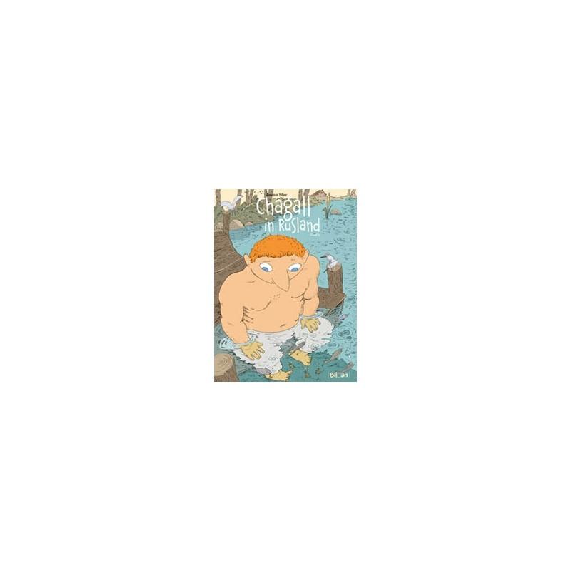 Sfar Chagall in Rusland HC