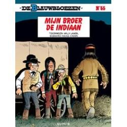 Blauwbloezen 55 Mijn broer de indiaan