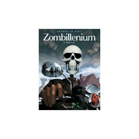 Zombillenium 02 Werk zat!