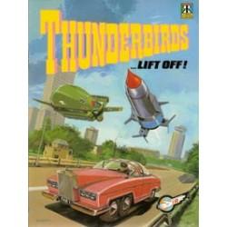 Thunderbirds UK04 Lift off! 1e druk 1992