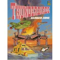 Thunderbirds UK03 Danger zone 1e druk 1992
