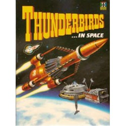 Thunderbirds UK02 In space 1e druk 1992