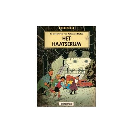 Johan en Stefan 01 (Snoe en Snolleke) Het Haatserum herdruk 1989