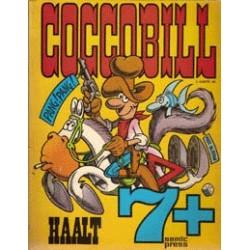 Jacovitti set #<br>4 delen Coccobill + Zorrykid<br>1e drukken*