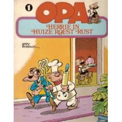 Opa setje<br>deel 1 t/m 4<br>1e drukken 1977-1981