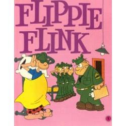Flippie Flink setje<br>deel 1 t/m 8<br>1e drukken 1978-1982