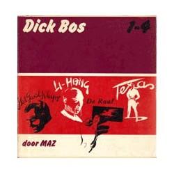 Dick Bos Bundel setje<br>deel 1 t/m 3<br>1971-1972