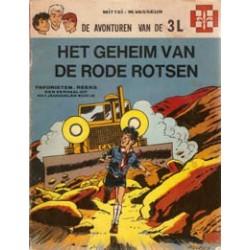 3L<br>Het geheim van de Rode Rotsen<br>Favorietenreeks I 22