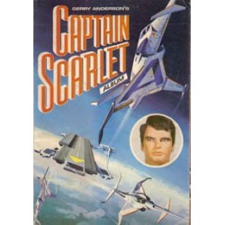 Captain Scarlet album<br>1e druk 1968