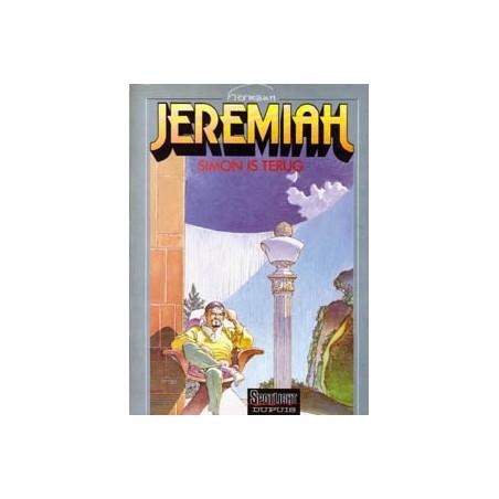 Jeremiah 14 Simon is terug 1e druk 1989