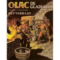 Olac de Gladiator 03<br>Het verraad<br>1e druk 1980