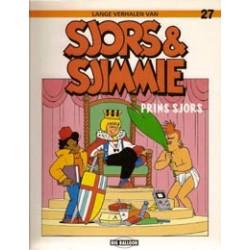 Sjors & Sjimmie 27 Prins Sjors 1e druk 1993