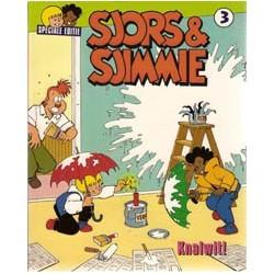 Sjors & Sjimmie Speciale Editie 03 Knalwit! 1e druk 2000