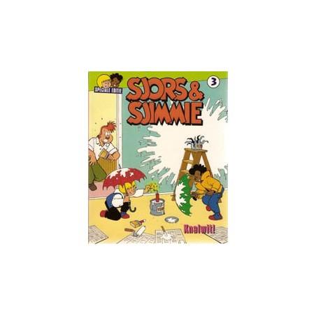 Sjors & Sjimmie Speciale Editie 03% Knalwit! 1e druk 2000