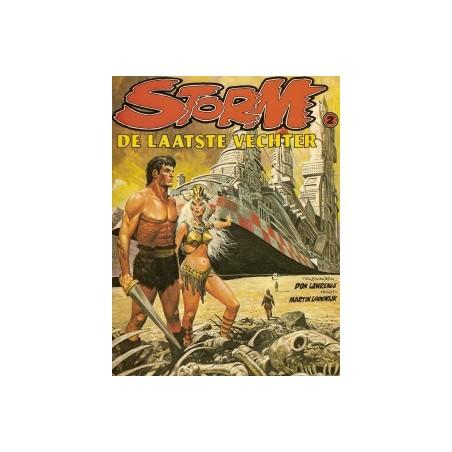 Storm 02 De Laatste vechter 1e druk 1979