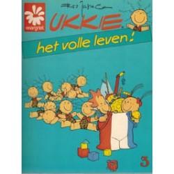 Ukkie 03<br>Het volle leven<br>1e druk 1987