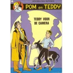 Pom & Teddy HC setje<br>deel 1 t/m 4<br>zwart-wit 1978-1979