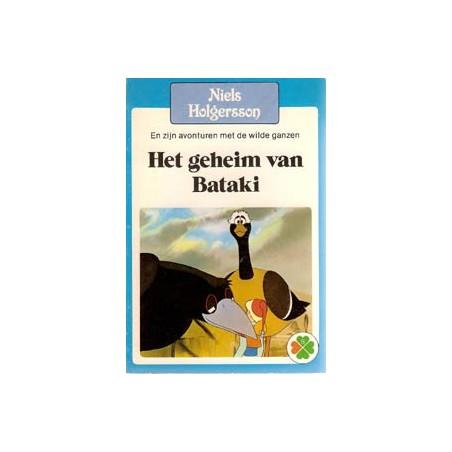 Niels Holgersson 07 Het geheim van Bataki 1e druk 1983