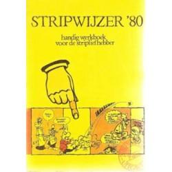 Stripwijzer '80 Handig werkboek voor de stripliefhebber 1e
