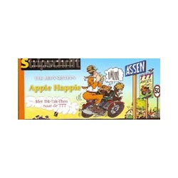 Appie Happie Stripparel 04<br>Met Tik-Tak-Theo naar de TTT