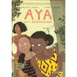 Aya uit Yopougon 06 HC