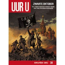 Uur U 04 HC<br>Zwarte oktober<br>1917