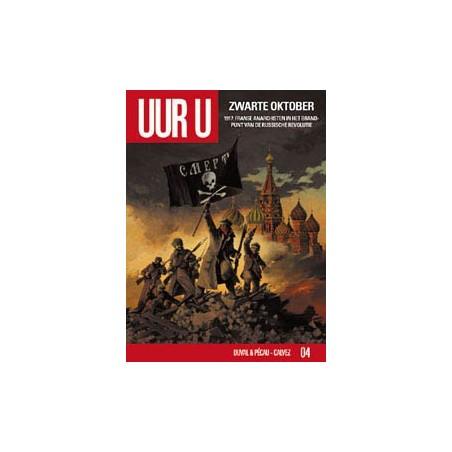 Uur U 04 HC Zwarte oktober 1917