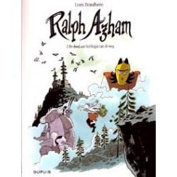 Ralph Azham 02<br>De dood aan het begin van de weg