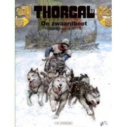 Thorgal 33 De zwaardboot SC