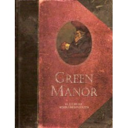Green Manor Integraal HC<br>16 luchtige misdaadkroniekjes