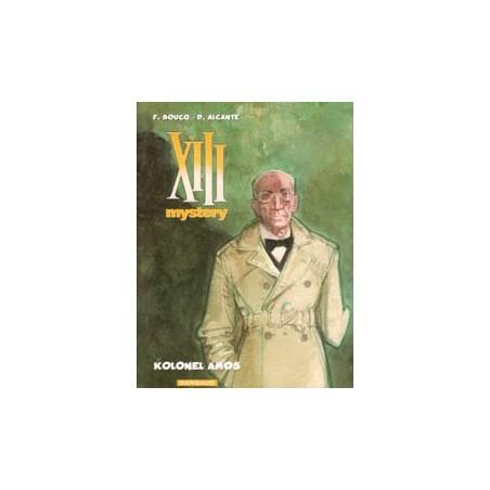 XIII  Mystery 04 Kolonel Amos