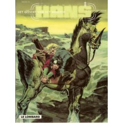 Hans<br>08 - Het gezicht van het monster<br>1e druk 1996