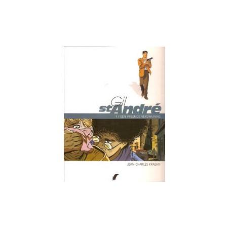 Gil St. Andre 01 Een vreemde verdwijning