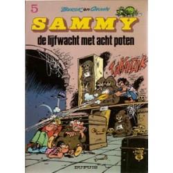 Sammy 05 De lijfwachten met acht poten 1e druk 1975