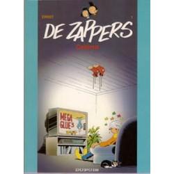 Zappers 01<br>Gelijmd<br>1e druk 1994