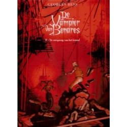 Vampier van Benares 02 HC<br>De oorsprong van het kwaad
