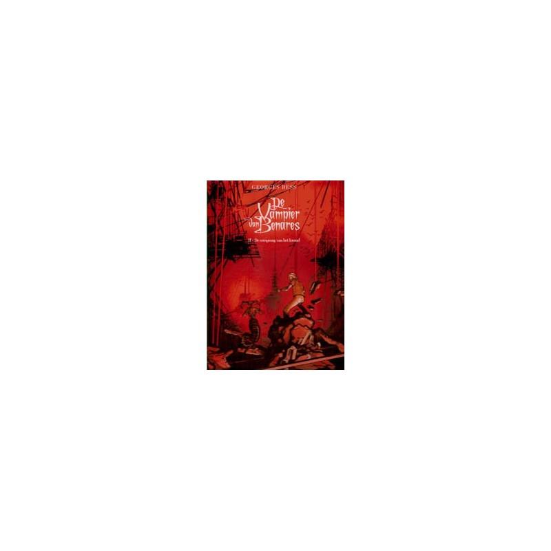 Vampier van Benares 02 HC De oorsprong van het kwaad