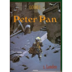 Peter Pan HC 01<br>Londen