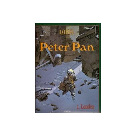 Peter Pan  HC 01 Londen