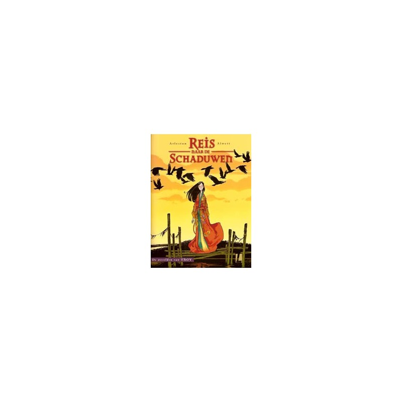 Lanfeust  Werelden van Troy 01 Reis naar de schaduwen