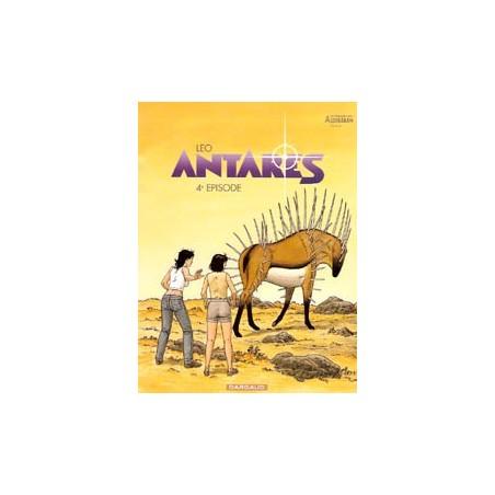 Aldebaran  III Antares 04