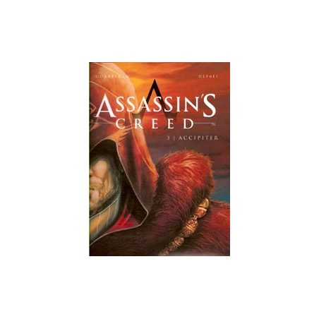 Assassin's creed HC 03 Accipiter