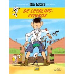 Kid Lucky 01 De leerling-cowboy (Lucky Luke)