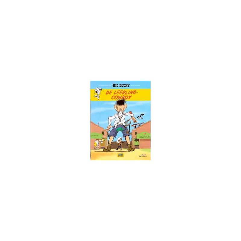 Lucky Luke   Kid Lucky 01 De leerling-cowboy