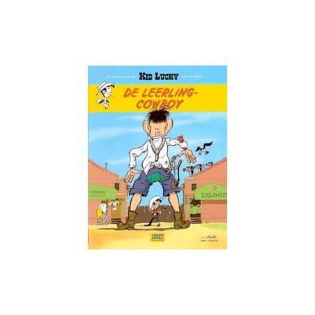 Lucky Luke   Kid Lucky 01 De leerling-cowboy