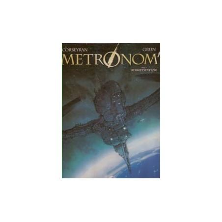 Metronom' 02 HC Ruimtestation