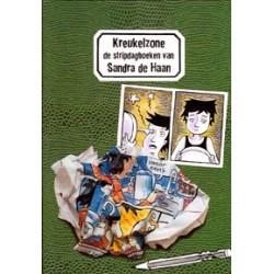 De Haan Kreukelzone De stripdagboeken van Sandra de Haan